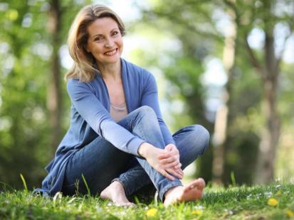Zioła i dieta na menopauzę