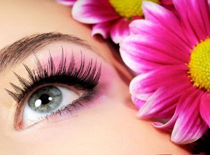 Ziołowe kompresy na oczy