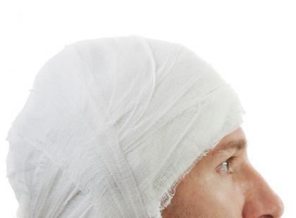 Złamanie kości twarzy – pierwsza pomoc