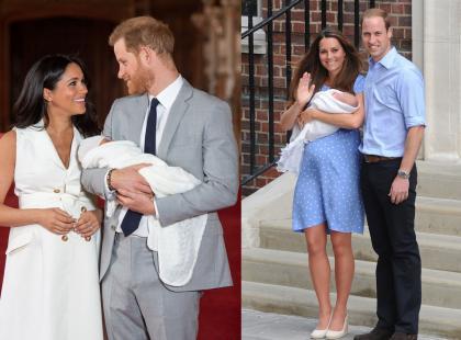 Złamanie tradycji czy powiew świeżości? Meghan zaprezentowała royal baby według własnych zasad