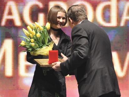 Złota Nitka 2010 przyznana