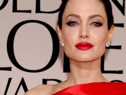 Złote Globy 2012 - makijaże i fryzury