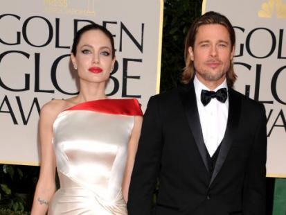 Złote Globy 2012 - Zakochane pary