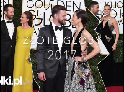 Złote Globy 2017: hollywoodzkie pary pokazały styl, szyk i klasę. Z roku na rok obserwujemy, że nie brak im fantazji