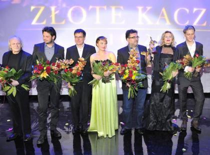 Złote Kaczki 2011 rozdane