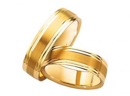 Złote obrączki Apart - najpiękniejsze propozycje na ślub!