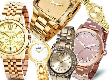 Złote zegarki są wciąż hitem! Zobacz najciekawsze modele