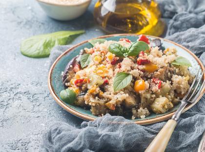 Złoto Inków w czystej postaci - zobacz przepisy na dania z komosą ryżową