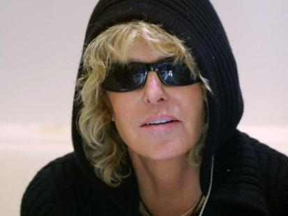 Zmarła Farrah Fawcett