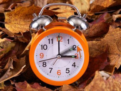 Zmiana czasu - zysk czy strata?