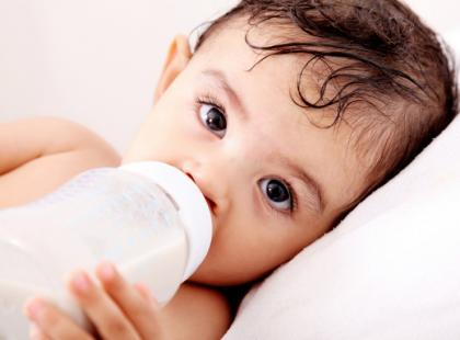 Zmiana mleka