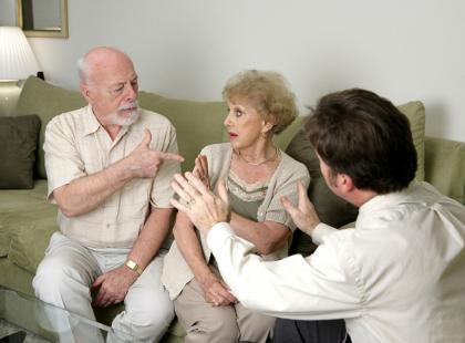 Zmiany osobowości u osób starszych