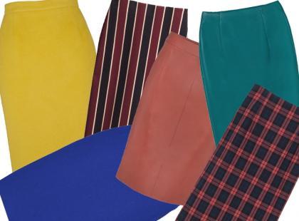 Zmysłowa elegancja: 35 prostych spódnic midi