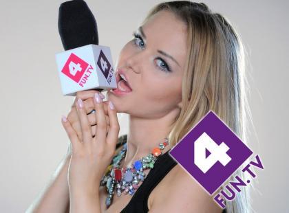 Zmysłowa Ola Ciupa na antenie 4fun.tv!