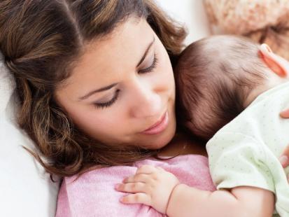 Znaczenie dotyku matki