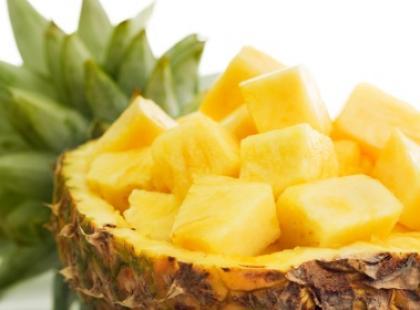 Znaczenie lecznicze ananasa