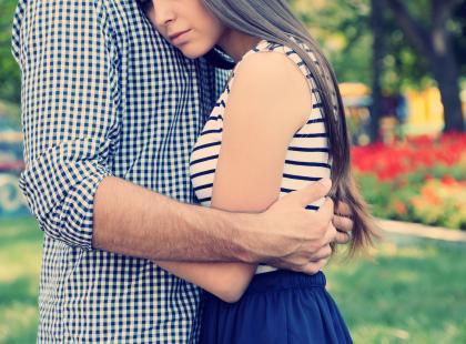 Znaczenie przytulania w związku
