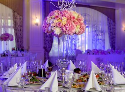 Znajdź idealne dekoracje ślubne!