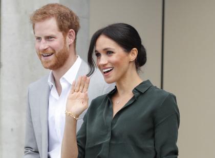 Znamy imię syna księżnej Meghan i księcia Harry'ego! Tradycyjne czy nowoczesne?
