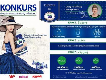"""Znamy zwycięzców konkursu dla pasjonatów mody i designu """"Design by Śliwka Nałęczowska""""!"""