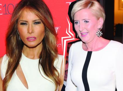 Znani projektanci odmawiają ubierania Melanii Trump. A jak jest z naszą pierwszą damą? Spytałyśmy!