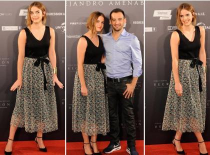 Zniewalająca Emma Watson promuje nowy film ze swoim udziałem! Kim jest jej towarzysz?