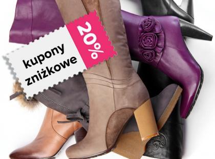 Zniżki na buty z nowych kolekcji do pobrania!