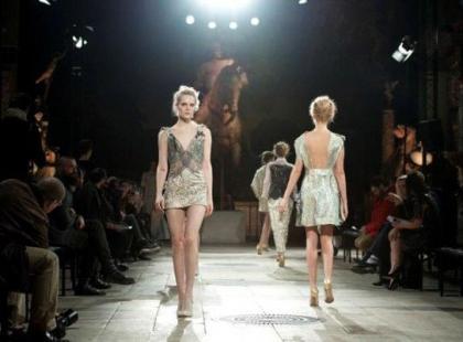 Zobacz, co Gosia Baczyńska zaprezentowała na Paris Fashion Week