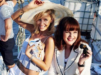 Zobacz gwiazdy TVN Style w wakacyjnej sesji zdjęciowej!