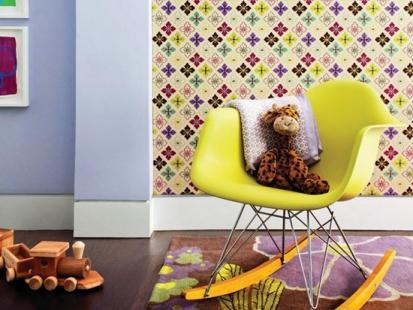 Zobacz, ile może zmienić tapeta! Modne wzory tapet do kuchni i sypialni!
