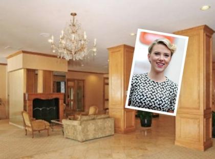 Zobacz, jak mieszkała Scarlett Johansson!