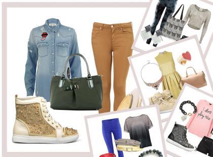 Zobacz jak stylizować modne sneakersy