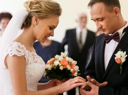 Zobacz, jakie formalności związane są ze ślubem cywilnym