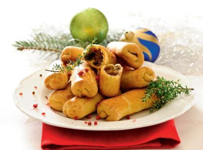 Zobacz, jakie są idealne propocje na ciasto na paszteciki i upiecz doskonałą przekąskę na święta!