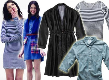 Zobacz jesienną kolekcję sukienek Levi's