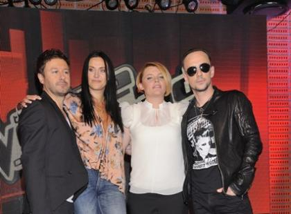 "Zobacz jury ""The Voice of Poland"""