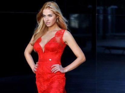 Zobacz kreacje Rozalii Mancewicz na konkurs Miss Universe