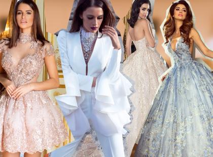 Zobacz najnowszą kolekcję ślubną Sylwii Romaniuk!