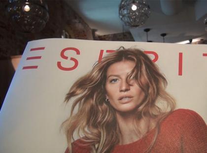 Zobacz naszą relację wideo z prezentacji jesiennej kolekcji Esprit