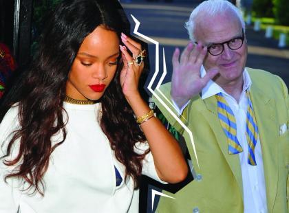 Zobacz nową kolekcję Rihanna x Manolo Blahnik. Wielki powrót stylu Jennifer Lopez?