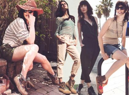 Zobacz pierwszą kolekcję butów Sorel na cieplejsze miesiące
