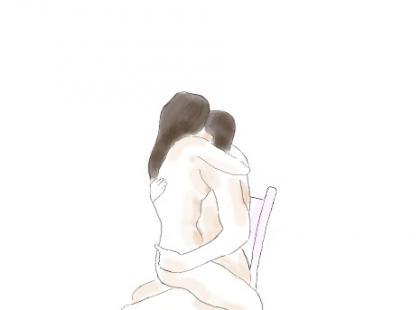 Zobacz pozycję Kamasutry - Krzesło miłości