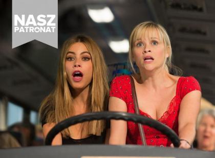 """Zobacz! Reese Witherspoon jako policjantka w """"Gorącym pościgu"""""""
