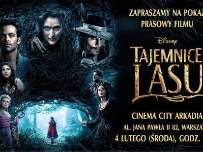 """Zobacz trailer """"Tajemnic lasu""""!"""