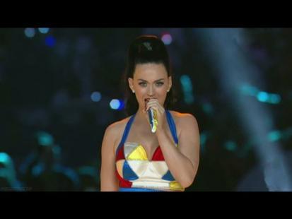 Zobacz występ Katy Perry na amerykańskim Super Bowl!