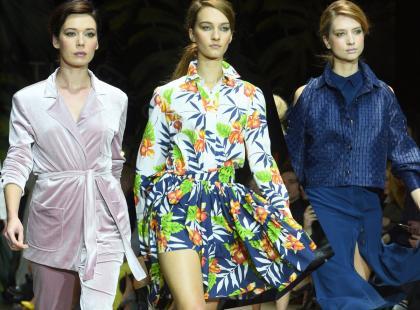 Zobaczcie, co będzie modne wiosną 2017 wg Thecadess