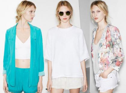 Zobaczcie, co Zara przygotowała na lato 2013