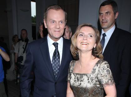 Żona premiera Tuska napisała książkę