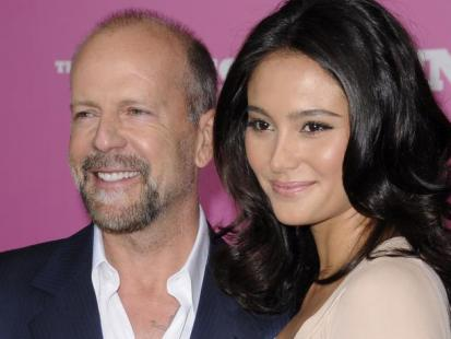 Żonaty Bruce Willis