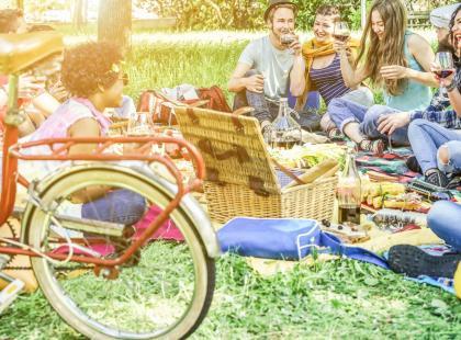 Zorganizuj piknik – będziesz zdrowsza!